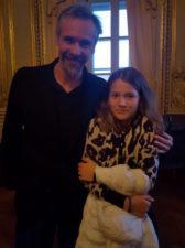 Nicolas le Riche och Julia